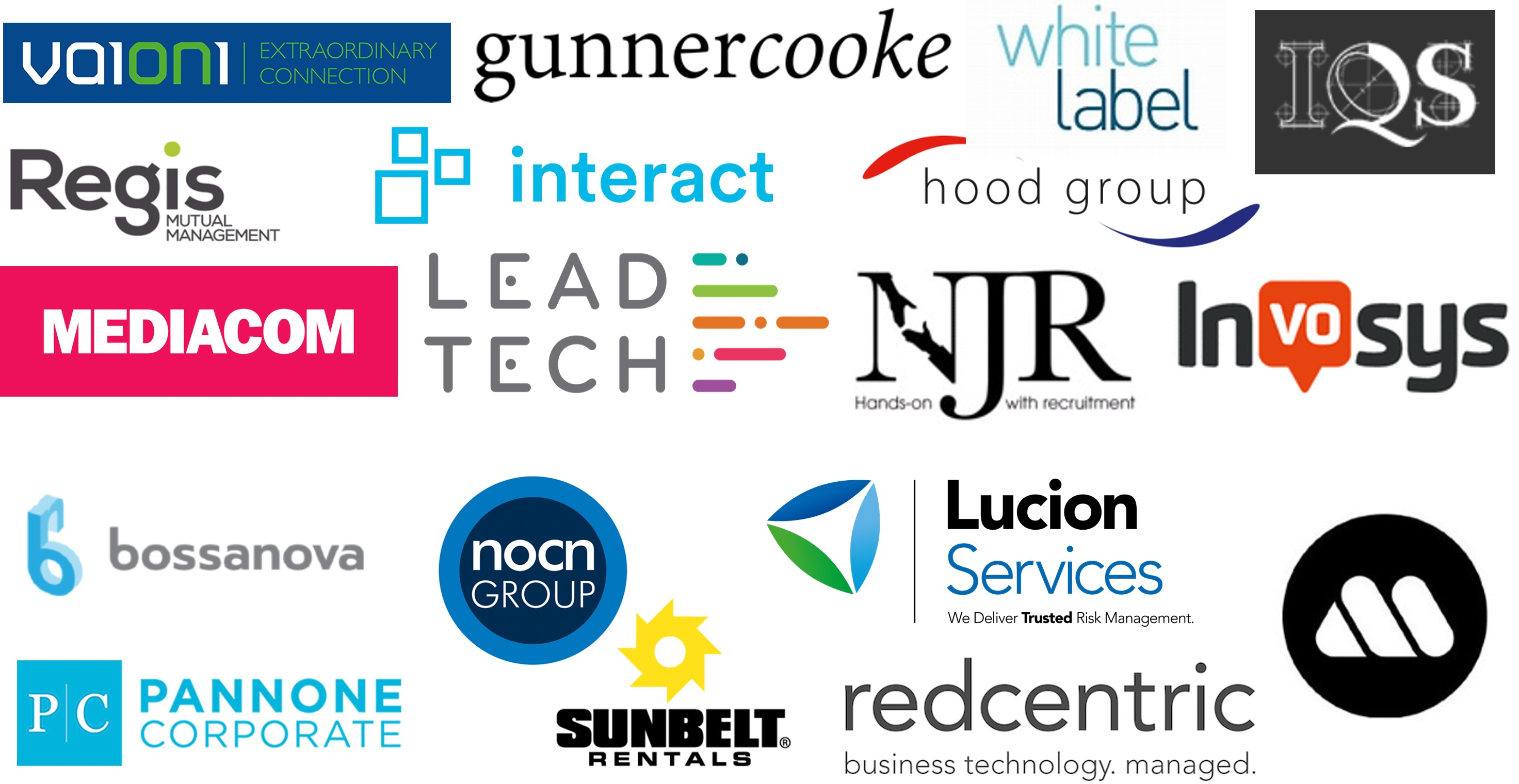 Companies we have delivered Financial Wellbeing to